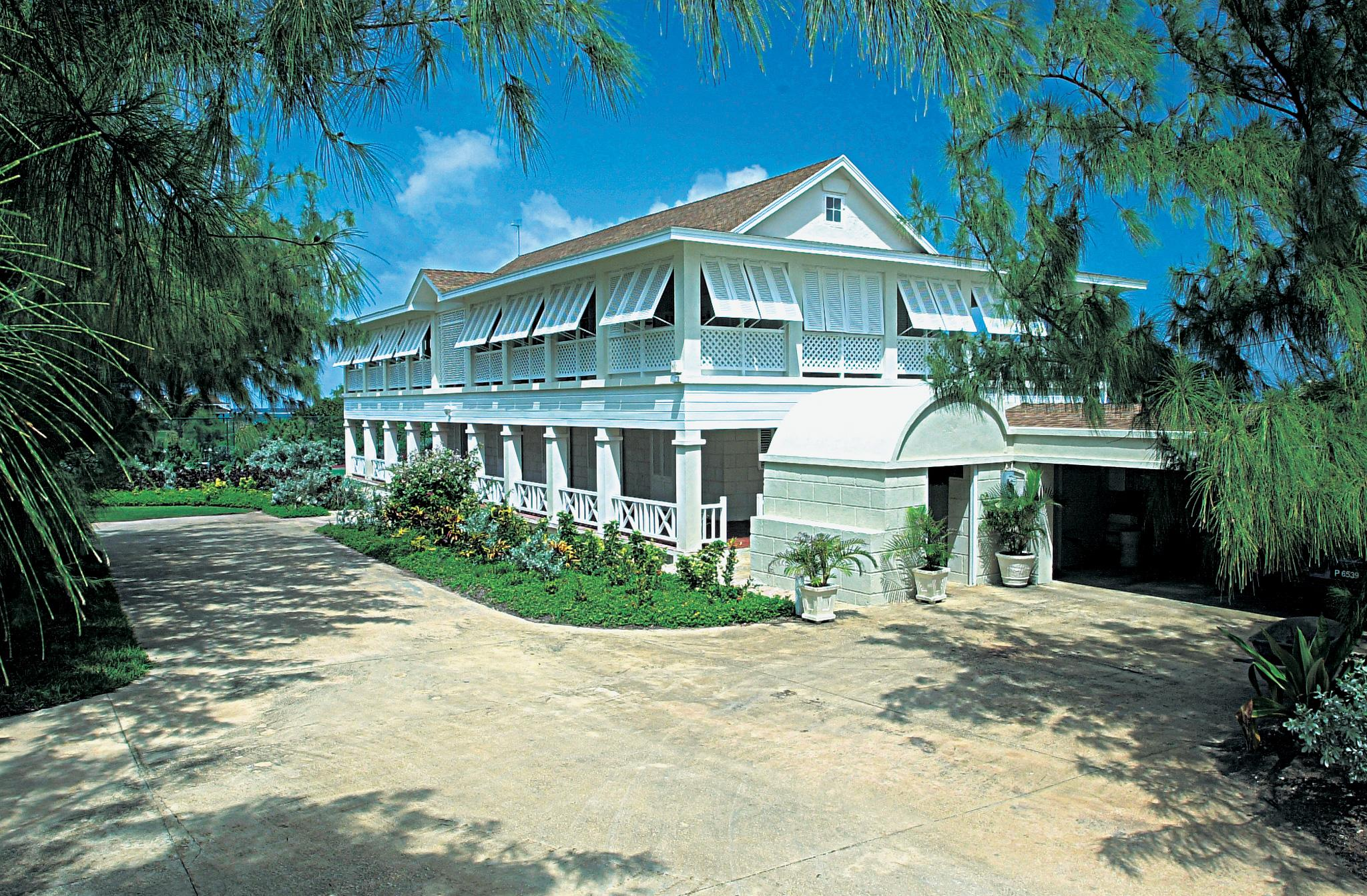 Belair Great House Ronald Stoute Amp Sons Ltd Barbados